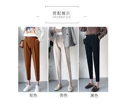 <b>2019</b> New Winter <b>Autumn</b> Pants <b>High Waist</b> Women's Pencil Pants ...