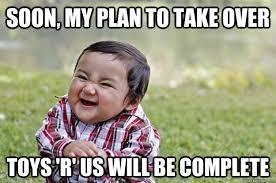 Evil Baby Memes – 20 Funny Memes | Badass Memes.Com via Relatably.com