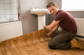 How To Replace A Kitchen Floor 1000 Ideas About Laying Vinyl Flooring On Pinterest Laying Tile