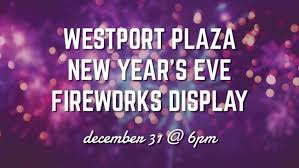 Westport Plaza New Year