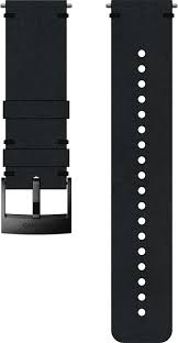 <b>Ремешок Suunto 24</b> Urb2 Leather Strap Black/Black M — купить в ...