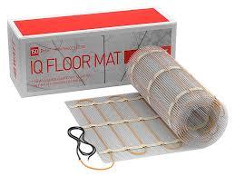 <b>Теплый пол IQ Watt</b> Floor mat нагревательный мат купить по ...