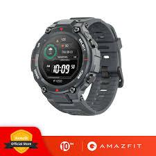 <b>New</b> 2020 <b>CES Amazfit T</b>-rex T rex Smartwatch 5ATM 14 Sports ...