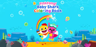 Pinkfong <b>Baby Shark</b> Coloring Book - Apps on Google Play