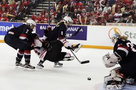 photo essay meg linehan live from usa 1 0 world hockey lee stecklein was called for this penalty during overtime