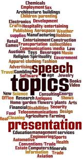 good topic for persuasive speech  Interesting oral presentation topic ideas    Good Persuasive     Interesting speech topics