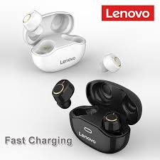 <b>Lenovo X18 Wireless</b> Bluetooth 5.0 Earphone Super Light Touch ...