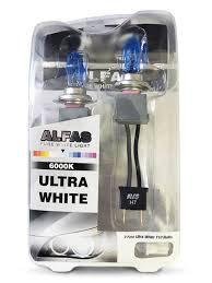 <b>Лампа AVS Alfas Pure White</b> H7 12V 85W T10 6000К 2 2шт ...