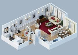 9 10 and 11 show a classic victorian style with deep burgundy and classically designed apartment furniture layout
