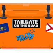 Tailgate on the Quad