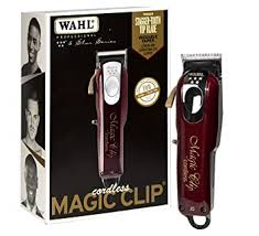 Wahl Professional 5-Star Magic Clip Cord Cordless ... - Amazon.com