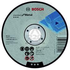 Круги и <b>диски отрезные</b> абразивные BOSCH купить в 220 Вольт