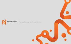 ihsan muhammad farhan on behance notamazter visual identity