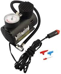 300 Psi 12Volt <b>Mini Portable</b> Air Compressor <b>12 Volt</b> Emergency Car ...