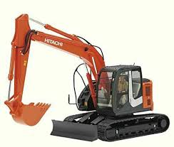 Hasegawa Hitachi <b>Excavator</b> Zaxis 135US 1/35 <b>Plastic</b> Model Kit