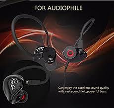 <b>KZ ZS3</b> Noise Cancelling <b>In-ear</b> Earphone Hifi Comfort Sport <b>In-ear</b> ...