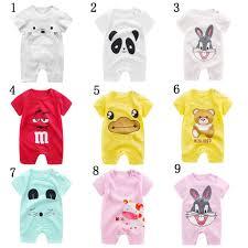 Ready stock <b>baby</b> rompers <b>Newborn Infant Baby Boy Girl</b> Short ...