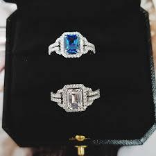 925 sterling silver asscher Cut <b>trapezoid</b> baguette cut Rings for ...