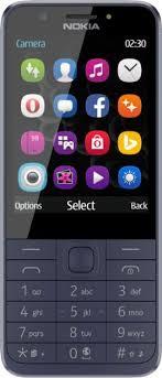 Купить <b>мобильный телефон Nokia 230</b> Dual SIM blue в Москве ...