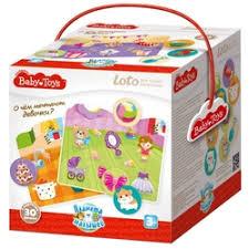 «<b>Лото Десятое Королевство</b> Baby Toys Очем мечтают девочки ...