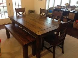demilweb kitchen farm table