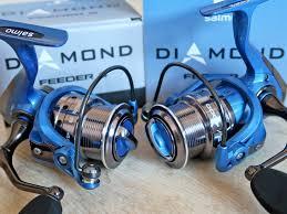 Обзор <b>катушки</b> для фидера <b>Salmo Diamond Feeder</b> 5 4000FD ...