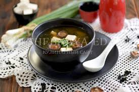<b>Мисо суп</b>, рецепт в домашних условиях с фото | Волшебная Eда.ру