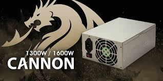 CANNON <b>1600W</b> | <b>Power</b> Supply | FspLifeStyle
