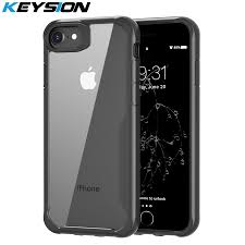 <b>KEYSION Shockproof Case for</b> iPhone SE 2020 New TPU+PC ...