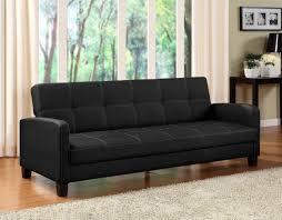 amazoncom dhp delaney sofa sleeper kitchen dining black sofa set office