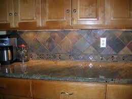 slate tiles kitchen flooring decor