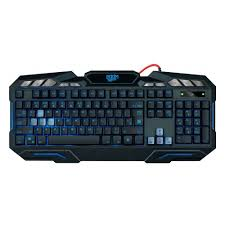 <b>Клавиатура Defender Doom</b> Keeper GK-100DL USB, 3 цвета ...