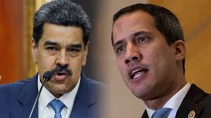 Venezuela's Maduro joins hands with Guaido in fight against virus ...