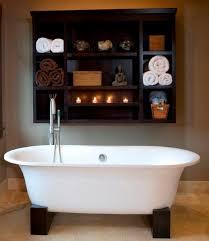 floating shelves bathroom sinks circle towel