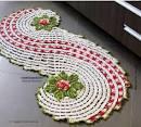 Вязание крючком покрывал и ковриков