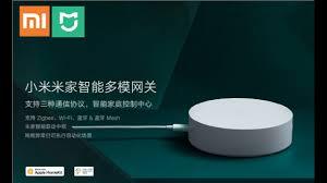<b>Xiaomi Mijia</b> Smart Multimode Gateway + <b>Smart Light</b> Sensor ...