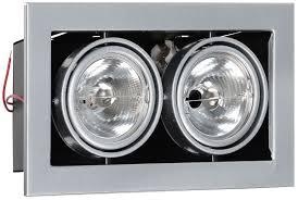 Встраиваемый <b>светильник ARTELamp</b> Technika <b>A5930PL 2SI</b> ...