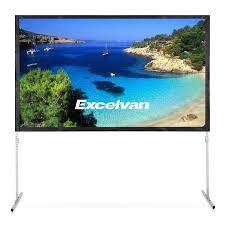 Wish   <b>Excelvan 4K Ultra</b> HD Movie Theater Fast-Fold Projector ...