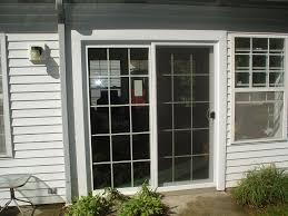 projects sliding patio door