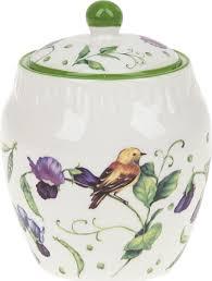 "<b>Сахарница Best Home Porcelain</b> ""Луговой горошек"", 600102 ..."