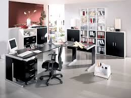 furniture decoration ideas wonderful black nuance inspiration home office ideas with amazing black painted varnish finished alluring awesome modern home office ideas