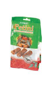 Купить <b>TITBIT Колбаски Petini</b> ягненок пакет 60г по цене 101 руб ...