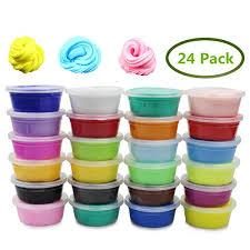 Slime & Putty Toys UMIKU Slime Kit <b>Unicorn Cloud</b> Fluffy Slime ...
