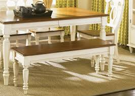 Fitted Dining Room Furniture Cream Fitted Bench Table In Kitchen American Style Furniture