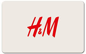 Amazon.com: H&M Gift Card - Email Delivery: Gift Cards