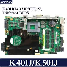 2019 <b>KEFU</b> K40IJ Laptop <b>Motherboard For</b> ASUS K40IJ K50IJ K60IJ ...