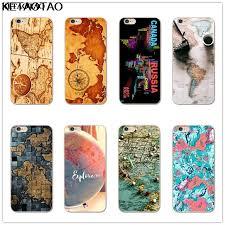 KETAOTAO Travel World Map <b>Flat Painted Phone</b> Cases for iPhone ...