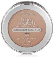 l 39 oreal paris true match super blendable pact makeup natural ivory 0 29