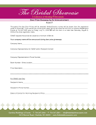 4 best images of printable door prize entry form christmas door door prize entry form template