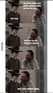 Walking Dad on Pinterest | Walking Dead Memes, Walking Dad Jokes ... via Relatably.com